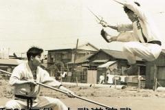 Anos 40 - Kobudo – Enbu